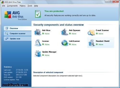 avg, antivirüs, güvenlik, yazılım