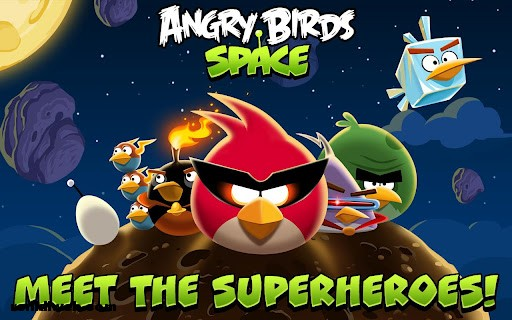 Angry Birds, android, oyun, cep telefonu