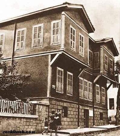 Atatürk'ün evi