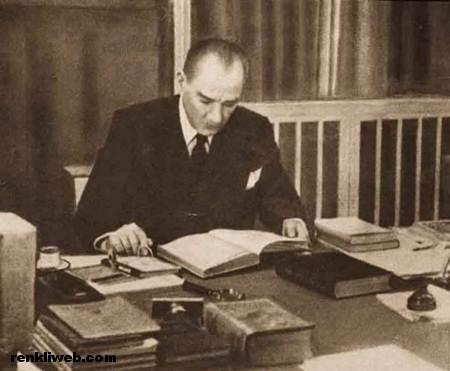 Atatürk çalışma