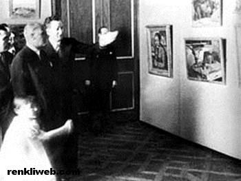 Atatürk resim sanat