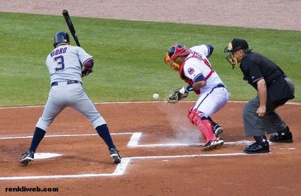 Beyzbol, oyun, amerika