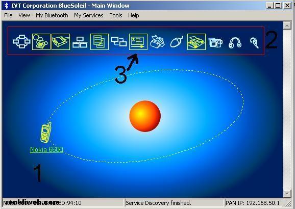 BlueSoleil, program, bluetooth
