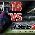 FIFA 2013 ve PES 2013 Karşılaştırması