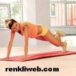 göbek, diyet, egzersiz, zayıflama