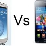 Samsung Galaxy S3 ve Galaxy S2 Karşılaştırması