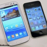 Samsung Galaxy S3 ve iPhone 4S Sağlamlık Testi (Video)