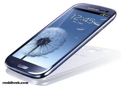 Galaxy S3, samsung, akıllı telefon