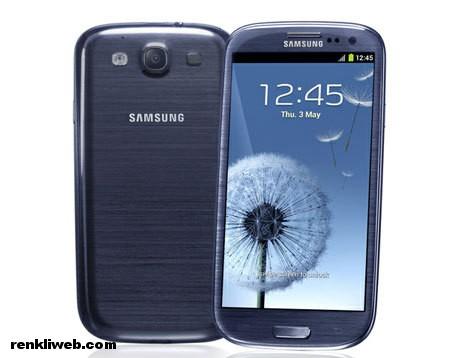 Samsung, Galaxy S3, akıllı telefon, mobil