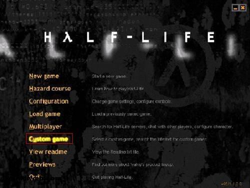 Half-Life Bot Atma 1
