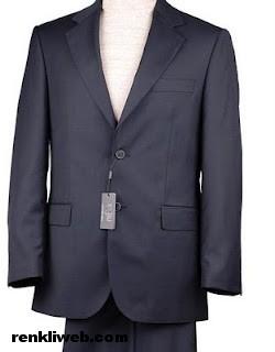 Kığılı, Lacivert, Takım Elbise