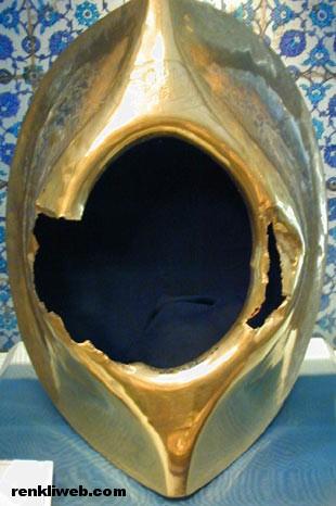 Kutsal Emanetler, Eski Hacer-ül Esved Muhafazası