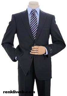 Lacivert, Erkek, Takım Elbise