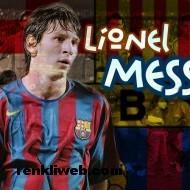 Lionel Messi 4