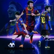 Lionel Messi 7