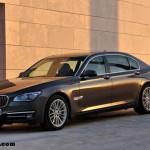 Makyajlı 2013 BMW 7-Serisi Türkiye Fiyatları