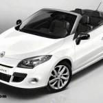 Renault Megane CC Fiyat Listesi 2012