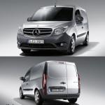 2014 Mercedes-Benz Citan Tanıtıldı! İşte Özellikleri