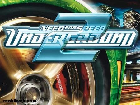 Need For Speed Underground 2, NFS, araba, oyun