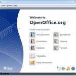 OpenOffice.org 3.2.1 İndir