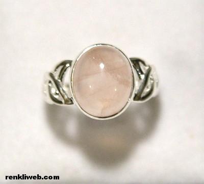 aşk taşı, pembe kuvars, değerli taşlar, takılar, mücevherler