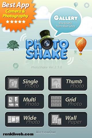 Photoshake