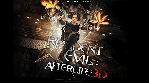 Resident Evil, 3d, film, sinema