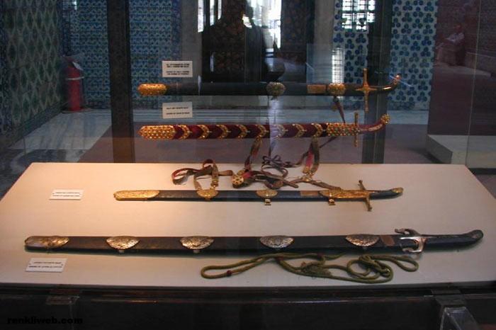 Sahabe-i Kiram'ın kılıçları