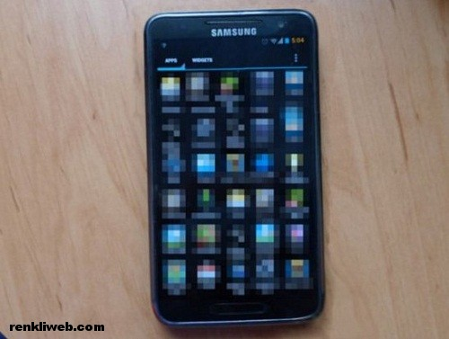 Samsung, galaxy s3, android, akıllı telefon, cep telefonu