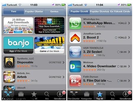 Türkçe App Store