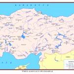 Türkiye'deki Akarsular Nelerdir?