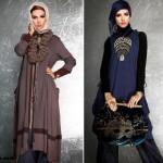 Yazlık Tesettür Tunik Modelleri 2012