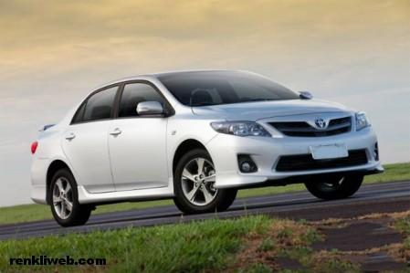 Toyota Corolla, otomobil, araba