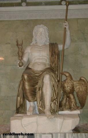 Zeus, heykel