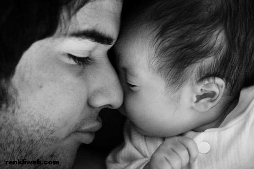 baba, sevgi şevkat