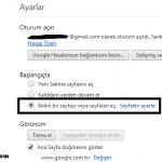 Google Ana Sayfa Nasıl Yapılır?