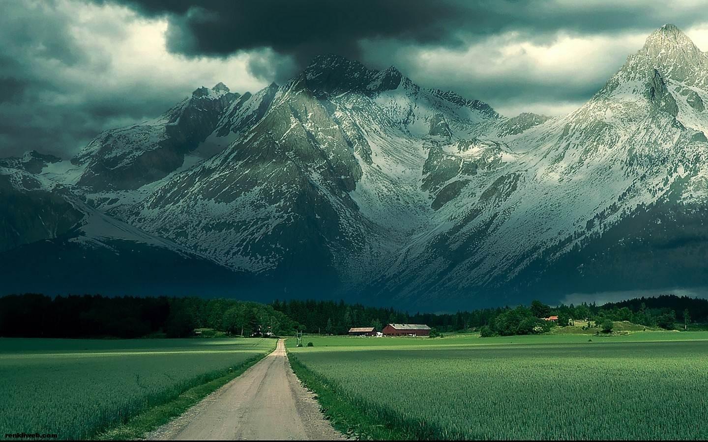 dağ manzarası 010