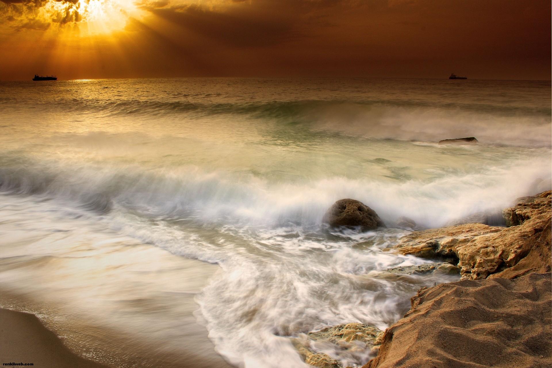 deniz manzarası, duvar kağıtları, wallpaper, hd