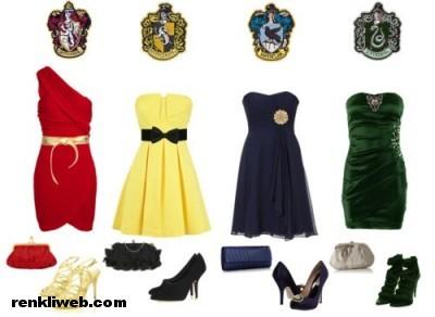 bordo elbise ile hangi renk sal