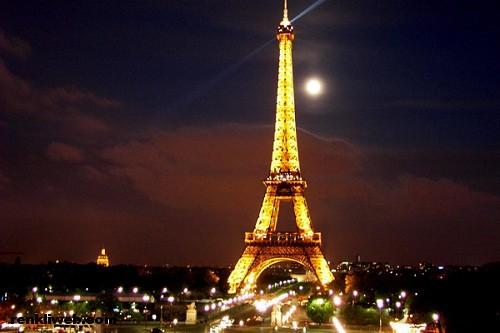 fransa, paris, eyfel kulesi, turizm