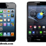 iPhone 5 vs Motorola Droid Razr HD Karşılaştırma