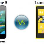 iPhone 5 vs Nokia Lumia 920 Karşılaştırması