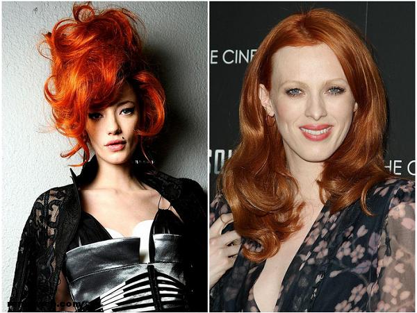 kızl saçlar, saç, moda, güzellik, model