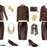 Kahverengi Ayakkabı İle Elbise Uyumu Nasıl Olmalı?