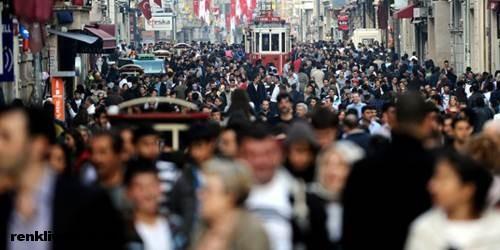 kalabalık - nüfus