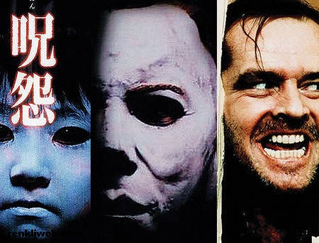 korku filmleri, sinema