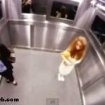 En Korkunç Asansör Kamera Şakası (Video)