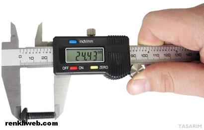 ölçme, ölçü aleti