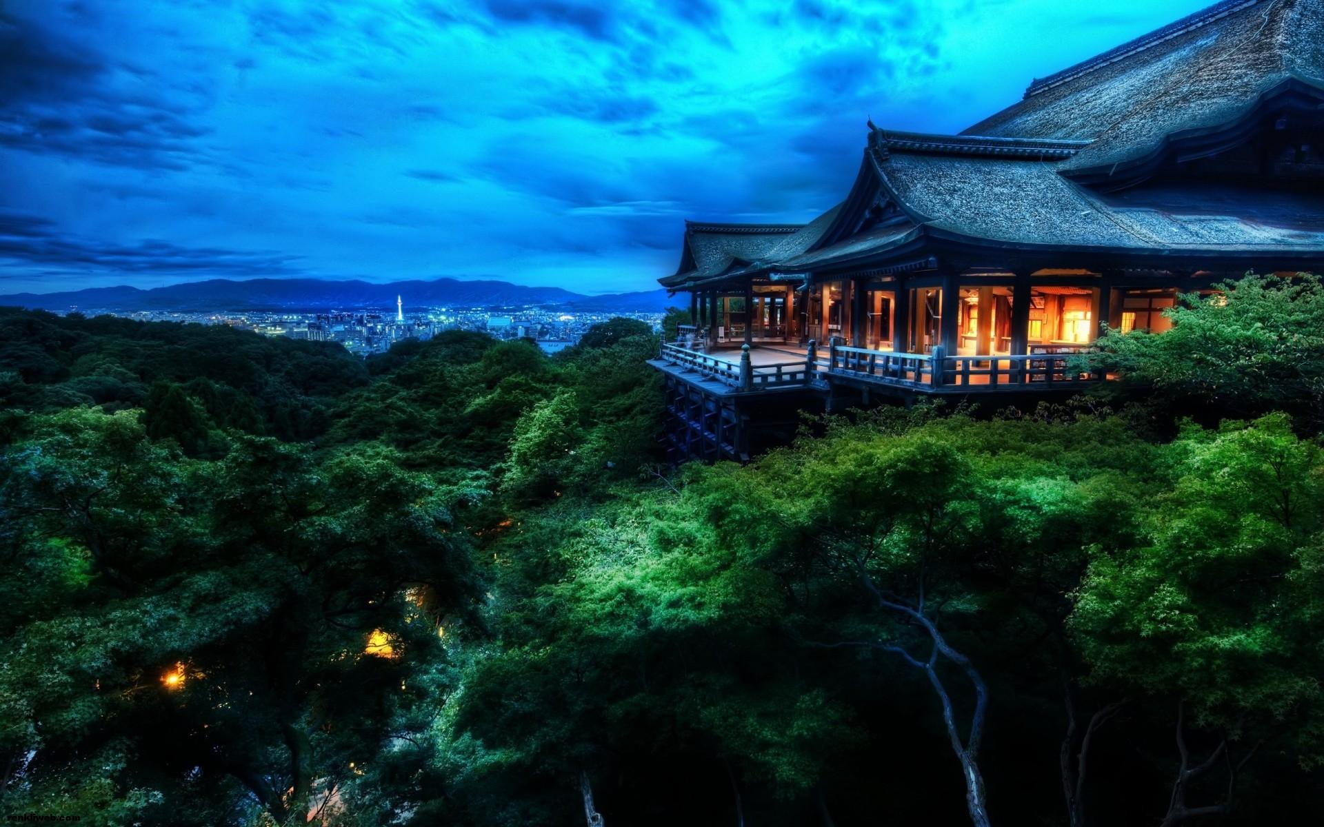 kyoto manzara