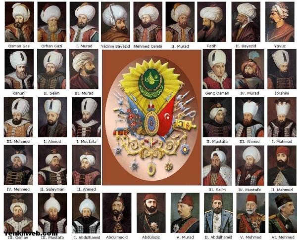 osmanlı, padişah, devlet, imparatorluk, sultan